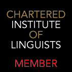 Chartered Institute Linguists